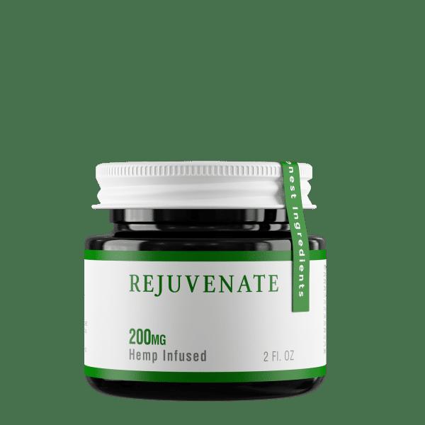 200mg Broad Spectrum CBD Hemp Infused Rejuvenate Topical Salve Cream