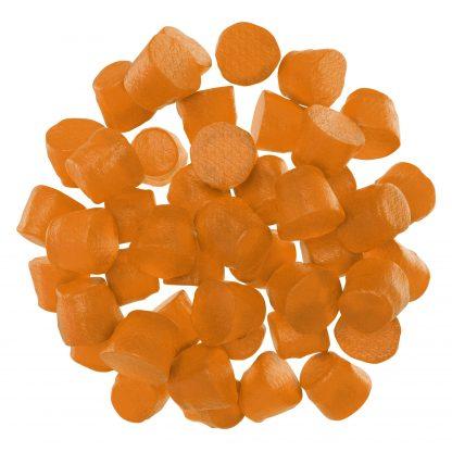 Colorado Botanicals CBD Hemp Infused 10mg & 25mg Orange Flavor Edible Gummies