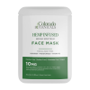 CBD Face Mask Sheet hemp-infused paraben free sulfate free vegan and phthalates free