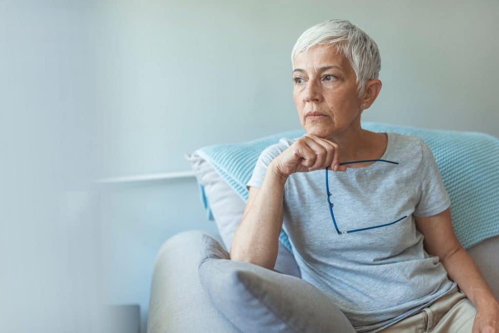 Old lady wondering if CBD can cause an overdose