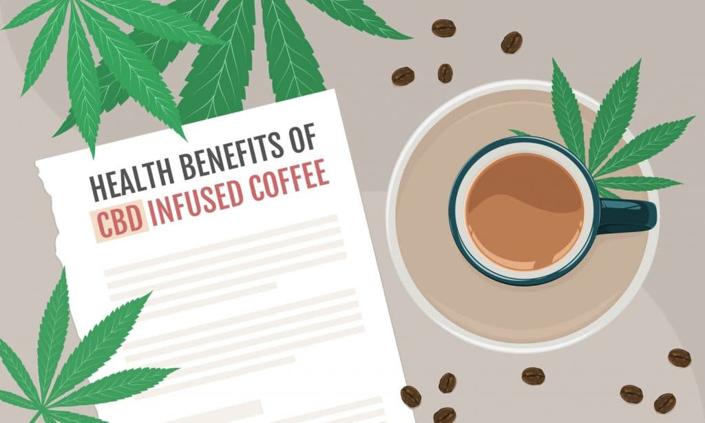 Benefits of CBD and Coffee